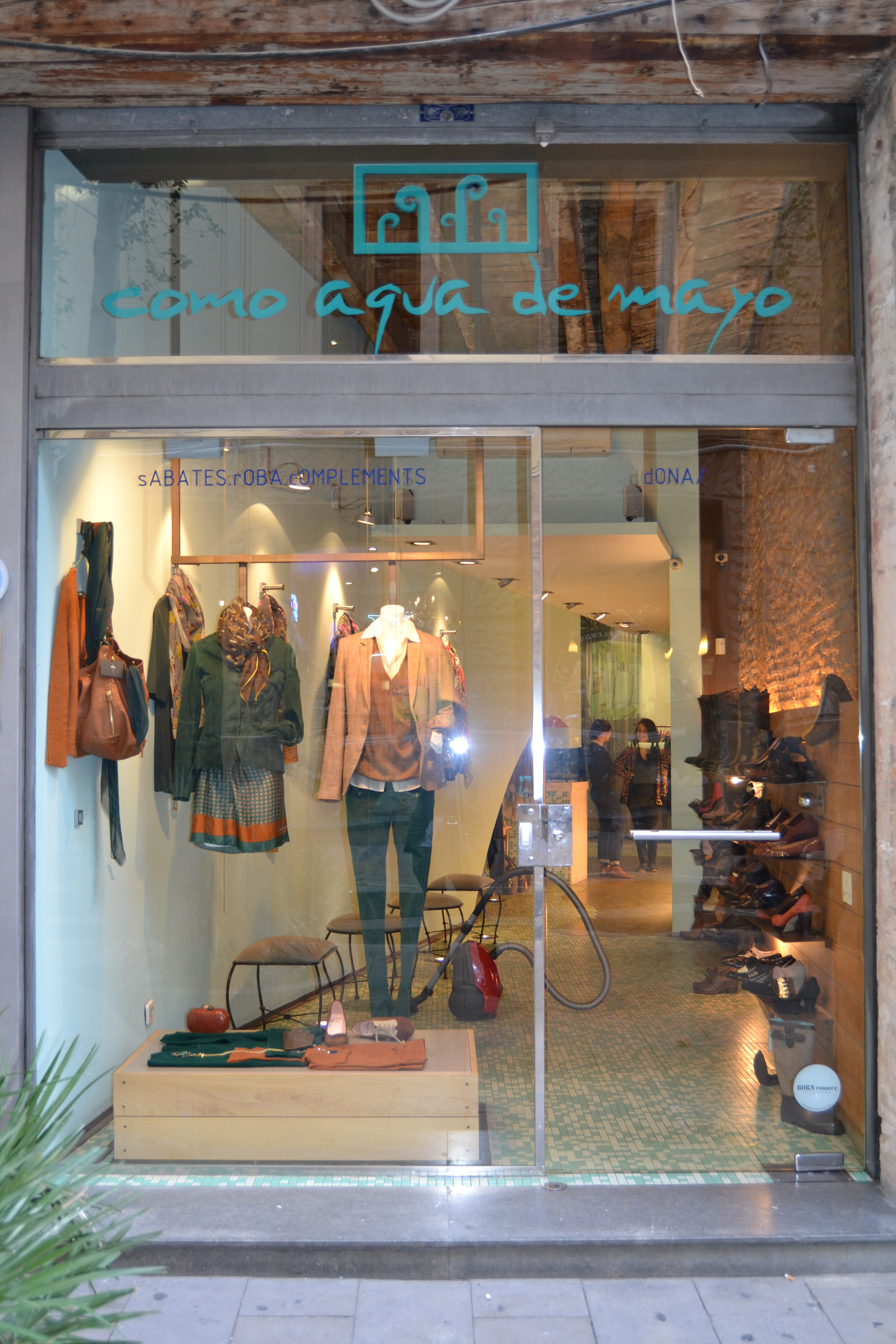 Un recorrido por las tiendas del Born de Barcelona | justlivingcool