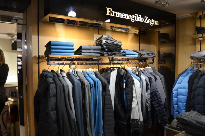 Colección Ermenegildo Zegna