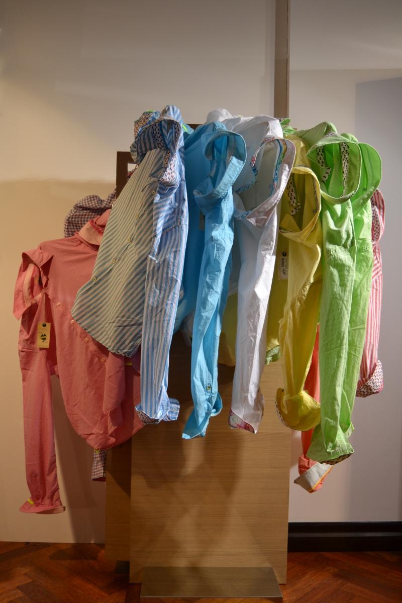 Camisas Lucky de Luca