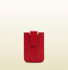 Gucci funda para ipod touch