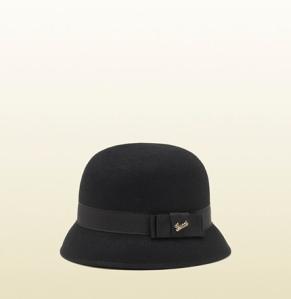 Gucci sombrero trilby
