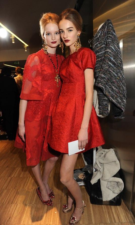 Dolce&Gabbana winter 2014