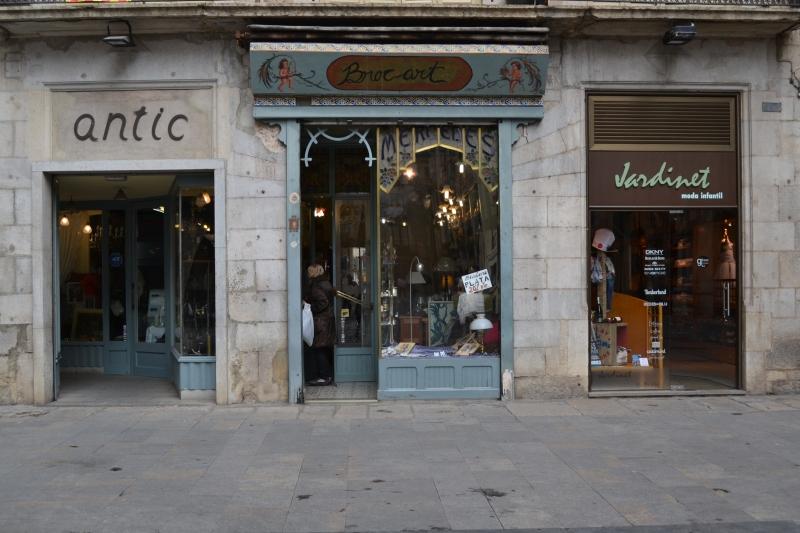 Brocart: tienda de antigüedades