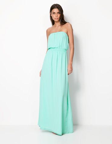 Bershka vestido largo 29,99 eur