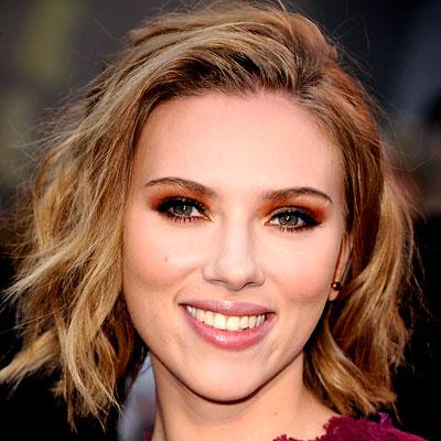 Scarlett Johansson rostro corazón