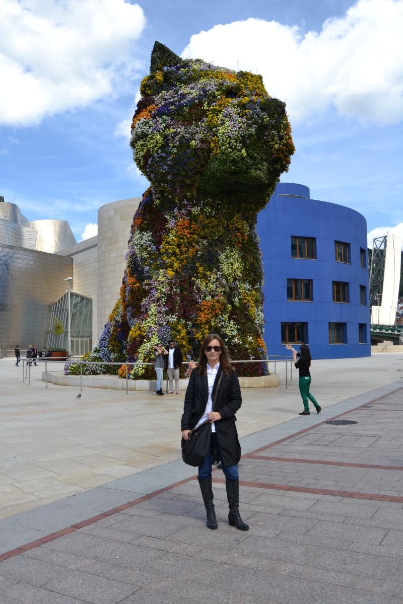 Street Style en el Museo Guggenheim