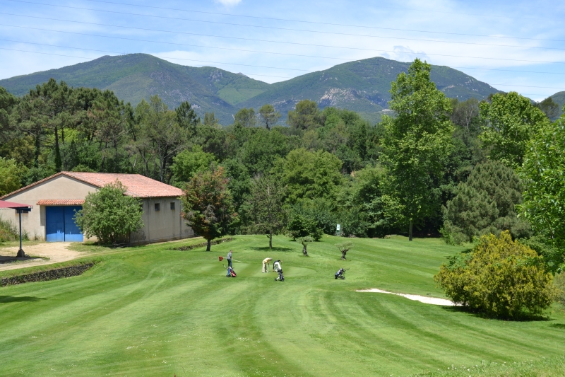 Restaurante y Golf Can Cambo