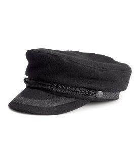 Gorra de capitán H&M