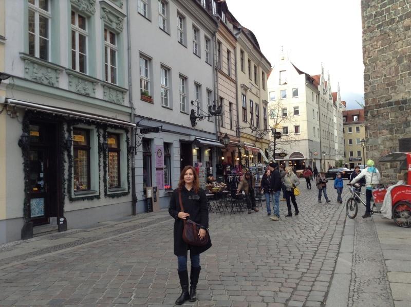 Barrio Nikolai - calle Am Nussbaum