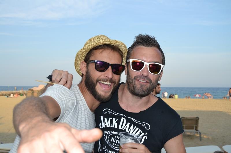 Team BeRepublic - Carlos y Paco